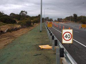 "Soil Stabilisation along ""The Gateway To Rockingham"""